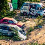 Złomowanie aut w praktyce - skup samochodów Bydgoszcz
