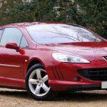 Skup aut marki Peugeot